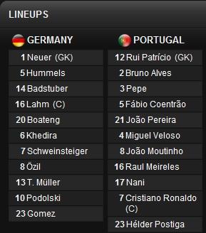 Germany - Portugal German10