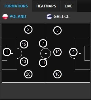 Pembukaan: Poland - Greece Poland11