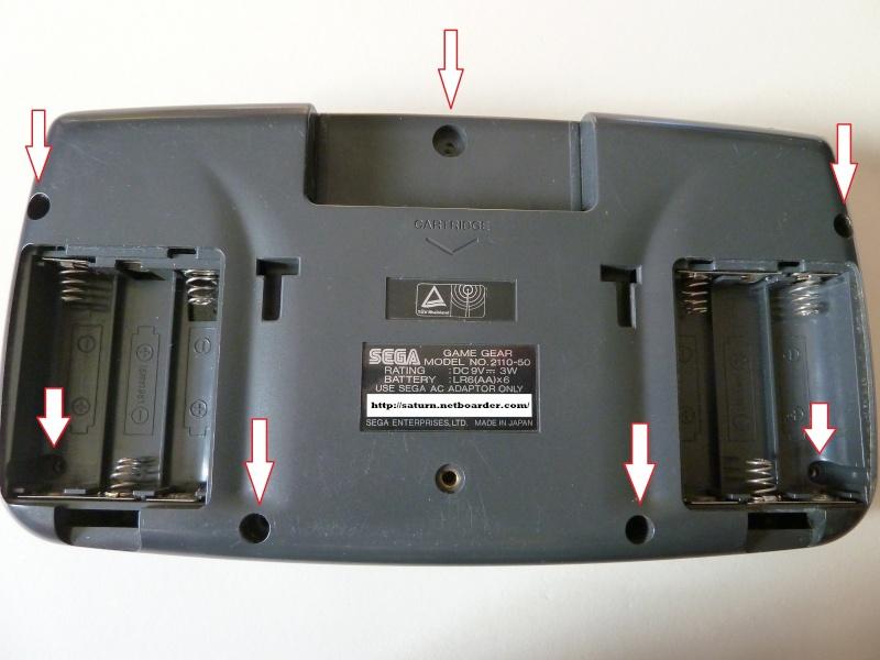 [Game Gear] Reparation des Condensateur HS P1030226
