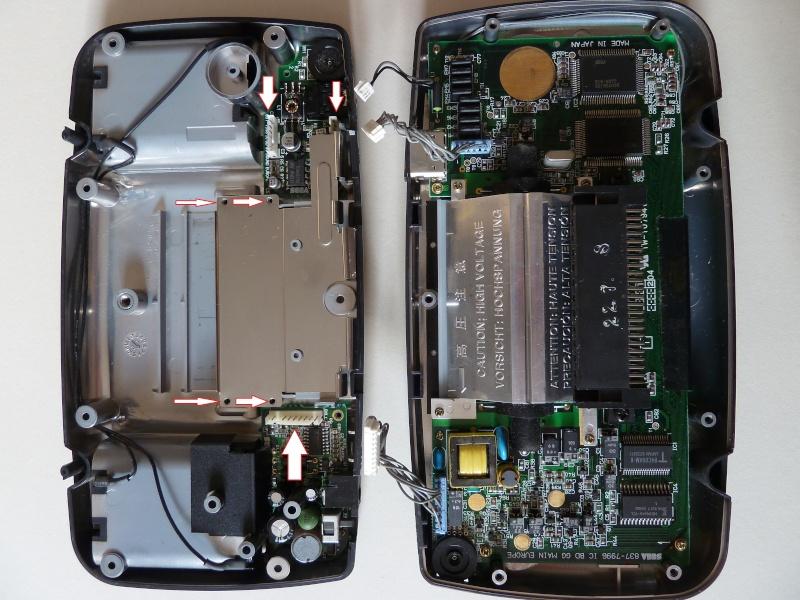 [Game Gear] Reparation des Condensateur HS P1030228