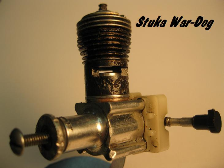 Cox engine of the month.The vote off. Stuka_10