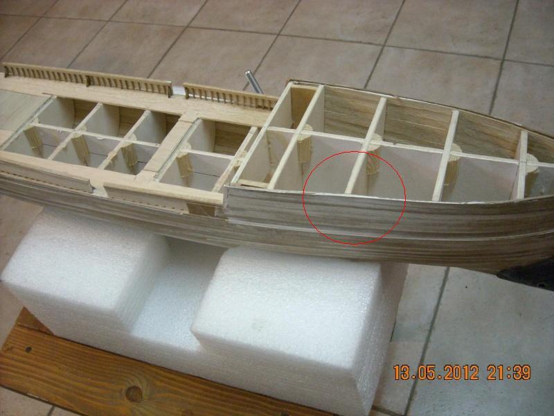 piani  -scr - la Calypso di cousteau autocostruita su piani museo della marina parigi Caly0110