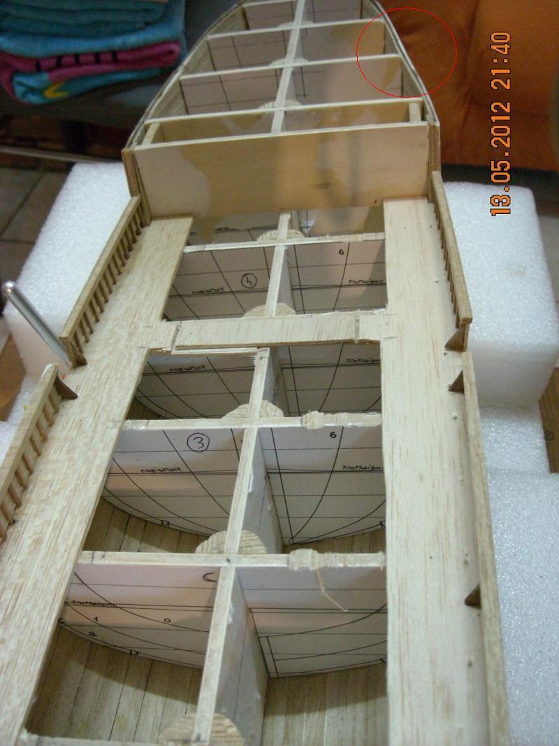 piani  -scr - la Calypso di cousteau autocostruita su piani museo della marina parigi Caly0210