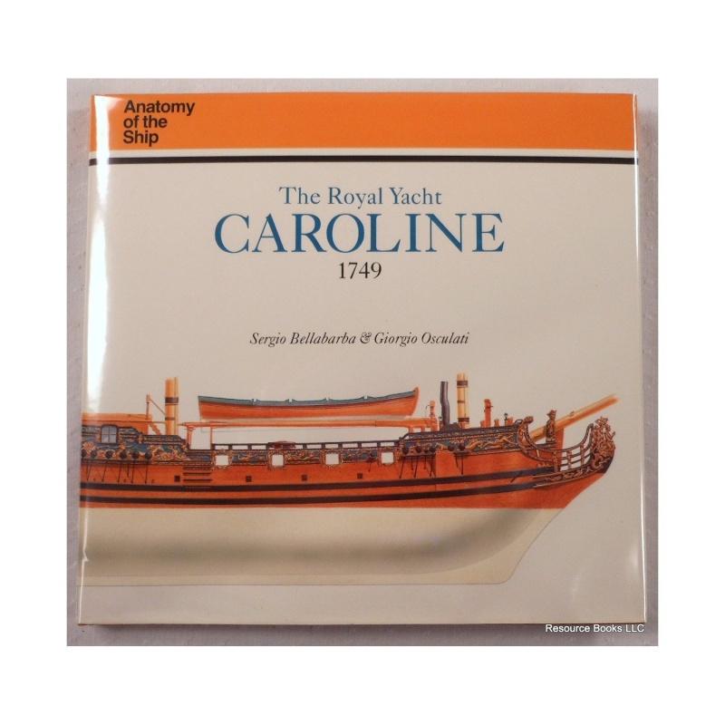 royal - La Royal Caroline 1749 Monogr10