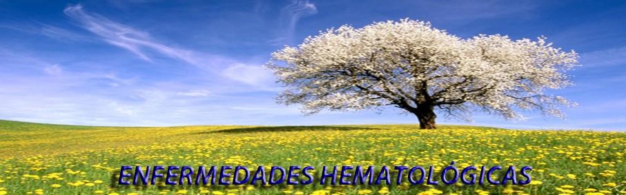 ENFERMEDADES HEMATOLÓGICAS
