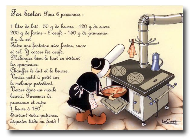 Far breton 40036210