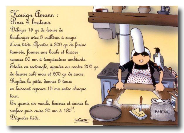 Le kouign-amann 40495110