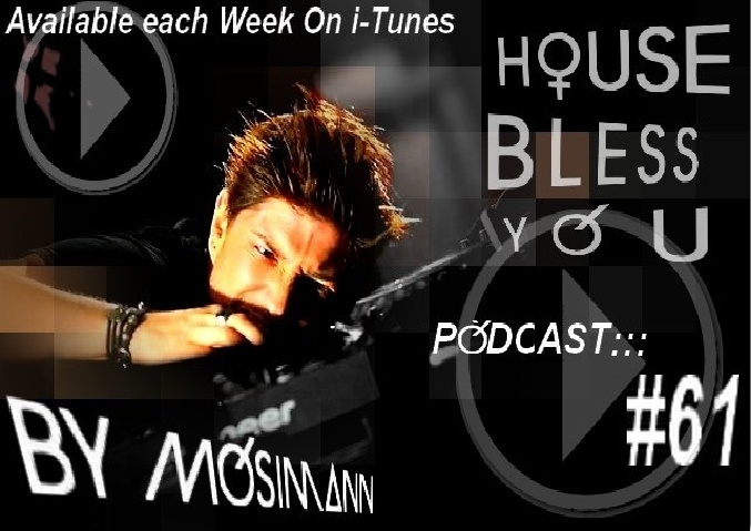 """Podcast """"House Bless You"""" #61 Dimens10"""
