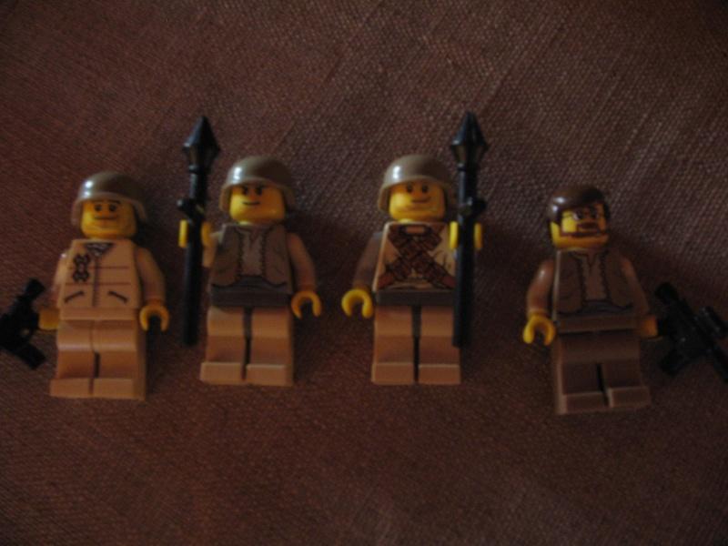 Montre toute ton armée LEGO Lego_110