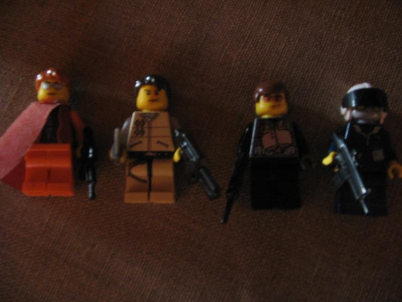 Montre toute ton armée LEGO Lego_113