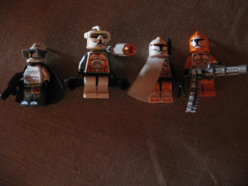 Montre toute ton armée LEGO Lego_114
