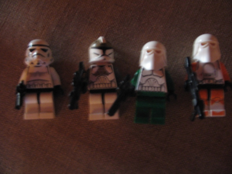 Montre toute ton armée LEGO Lego_115