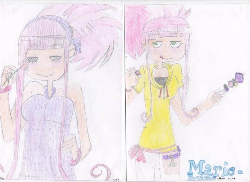 voici des dessins ! - Page 3 Contra19
