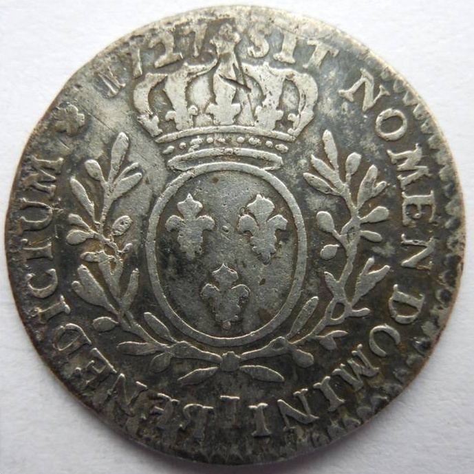 1/10 Ecu Louis XV 1727  I ? L ? 10_ecu11