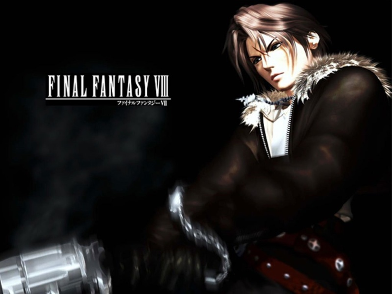 Who's your Favorite Final Fantasy Character? Squall10