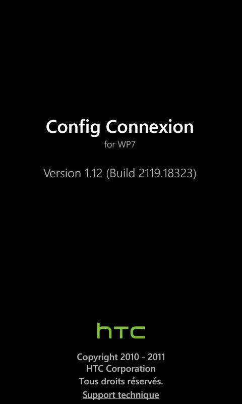 [INFO]Config Connexion enfin (?) mis à jour Screen11