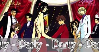 Tiệc tùng