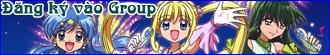 Mermaid melody fan club 90318310