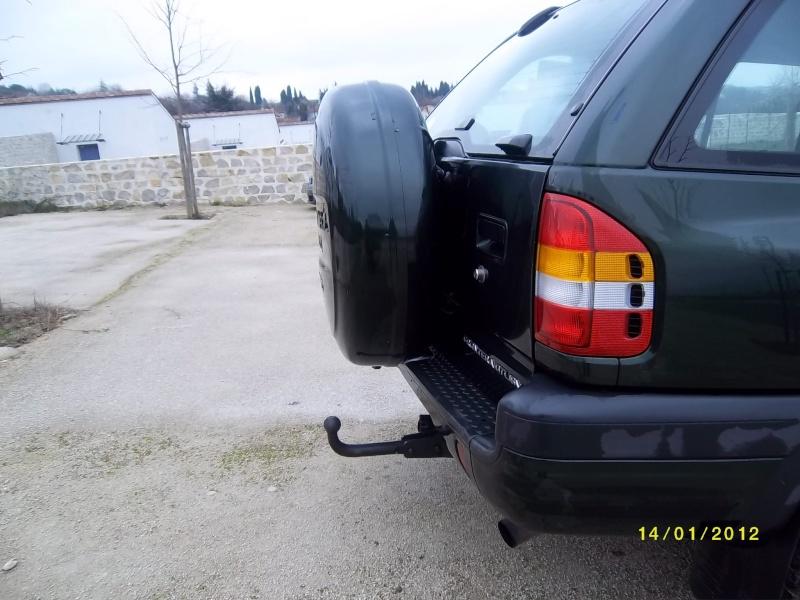 4x4 Opel Frontera 2.2 tdi 16v long Imgp0749