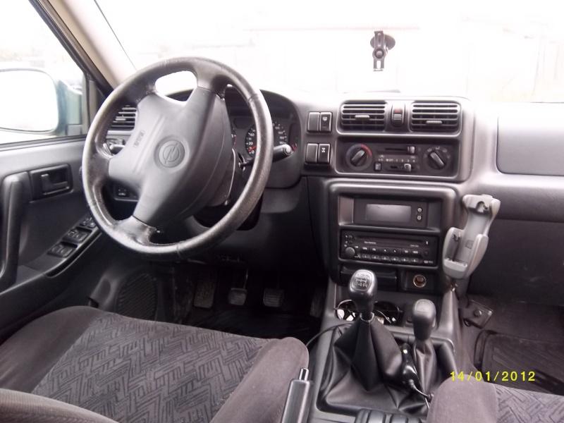 4x4 Opel Frontera 2.2 tdi 16v long Imgp0750