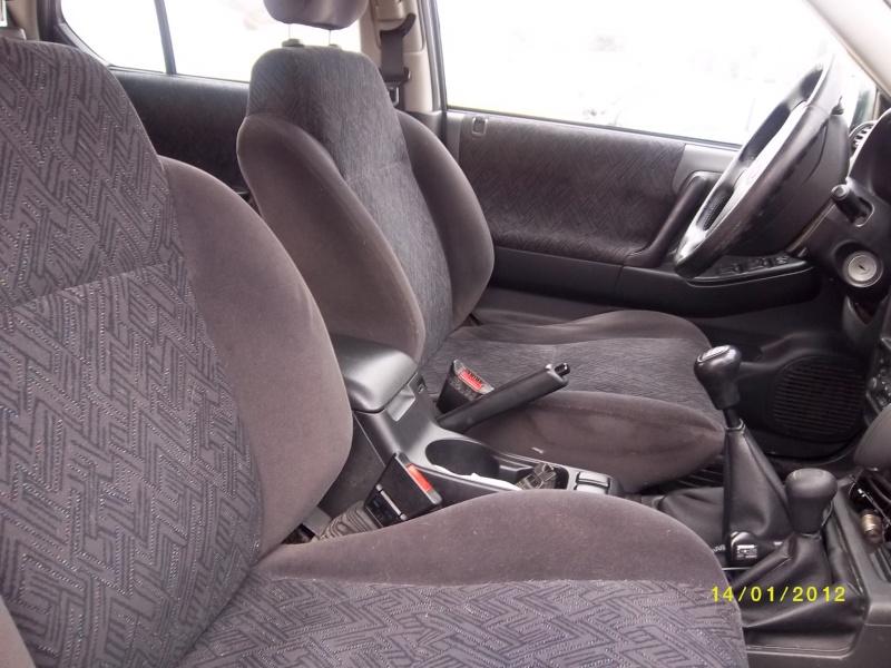 4x4 Opel Frontera 2.2 tdi 16v long Imgp0817