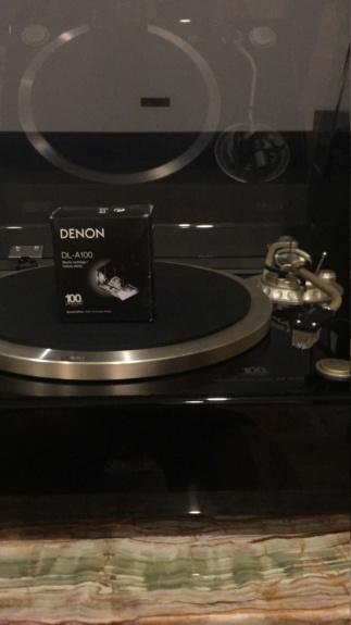 Denon 100 anniversary DP-A100 58613710