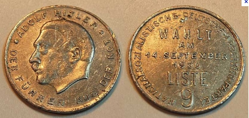 médaille allemande Captur10