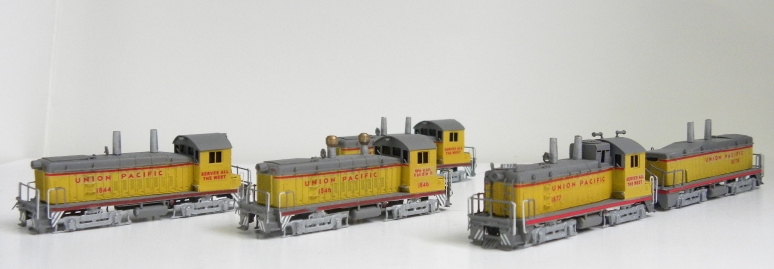 Union Pacific Switch11