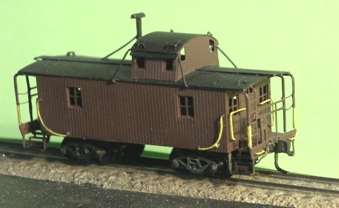 Cabooses Zb130-10