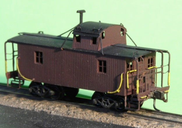 Cabooses Zb130-11