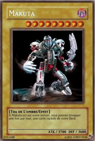 [Blog] Cartes par classes de LordXtifaN Makuta10