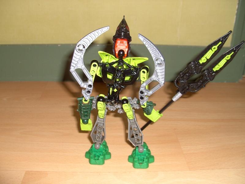 [MOC] Mélange Bionicle et Hero factory Concours  Pict2116