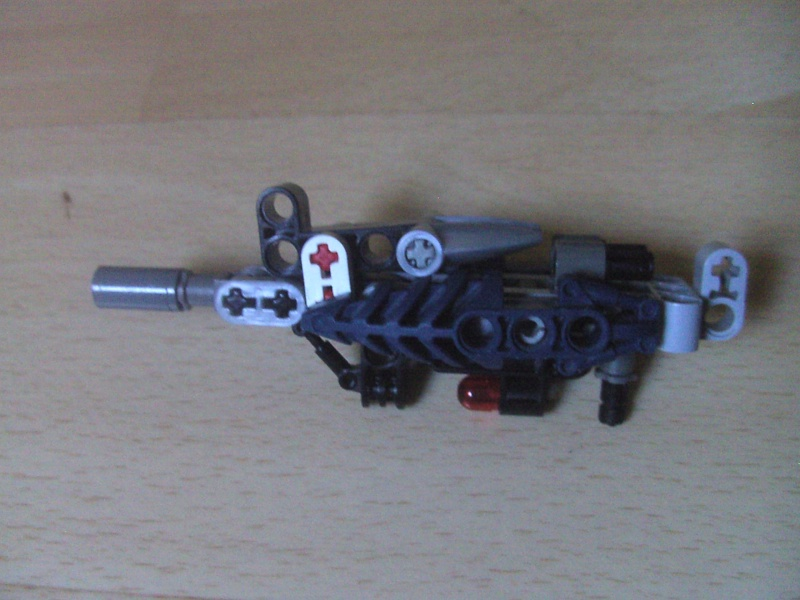 [MOC] Fusil Blaster Bionicle (NEW !) Pict5322