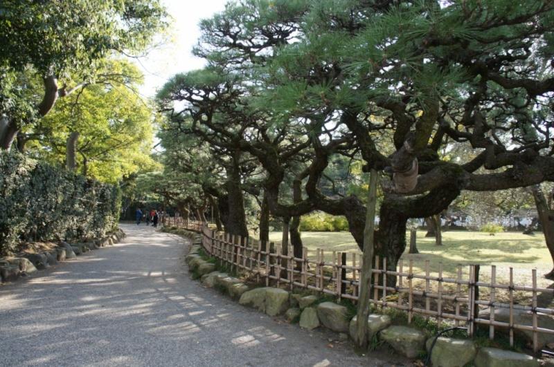 voyage au Japon 2011: parc Ritsurin  Dsc00412