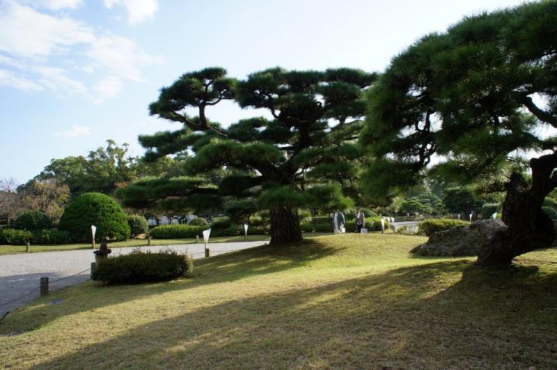 voyage au Japon 2011: parc Ritsurin  Dsc00414