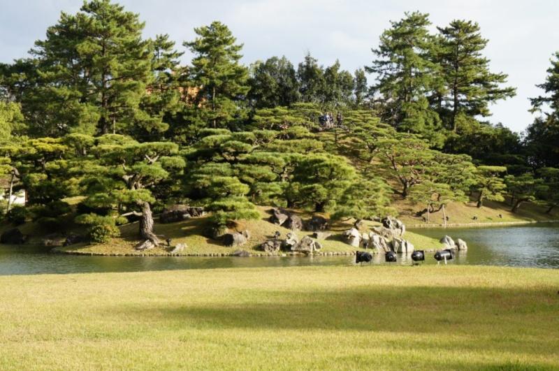 voyage au Japon 2011: parc Ritsurin  Dsc00433