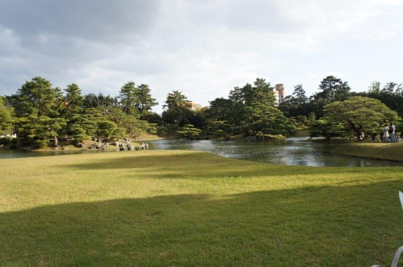 voyage au Japon 2011: parc Ritsurin  Dsc00434