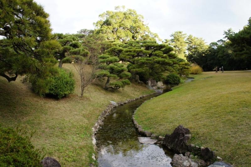 voyage au Japon 2011: parc Ritsurin  Dsc00436