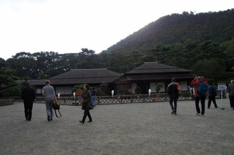 voyage au Japon 2011: parc Ritsurin  Dsc00438