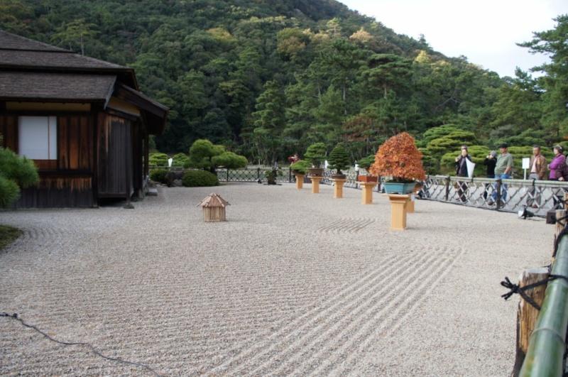 voyage au Japon 2011: parc Ritsurin  Dsc00447
