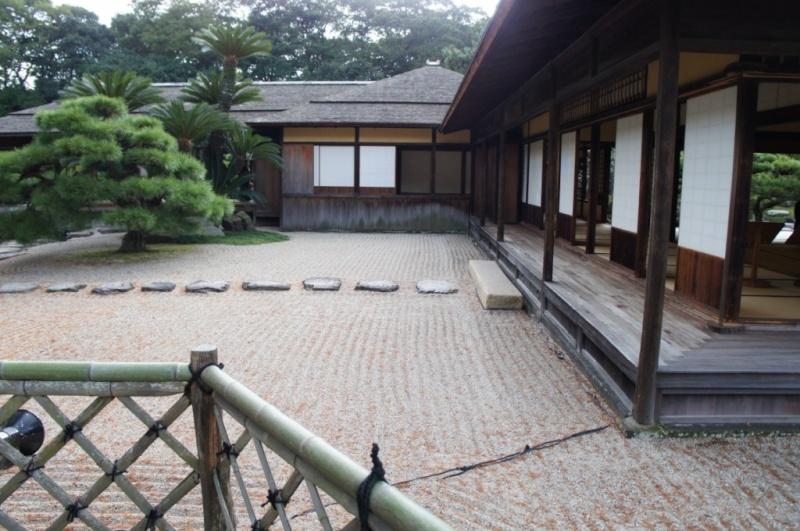 voyage au Japon 2011: parc Ritsurin  Dsc00448