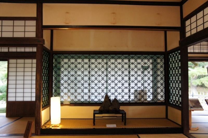 voyage au Japon 2011: parc Ritsurin  Dsc00456