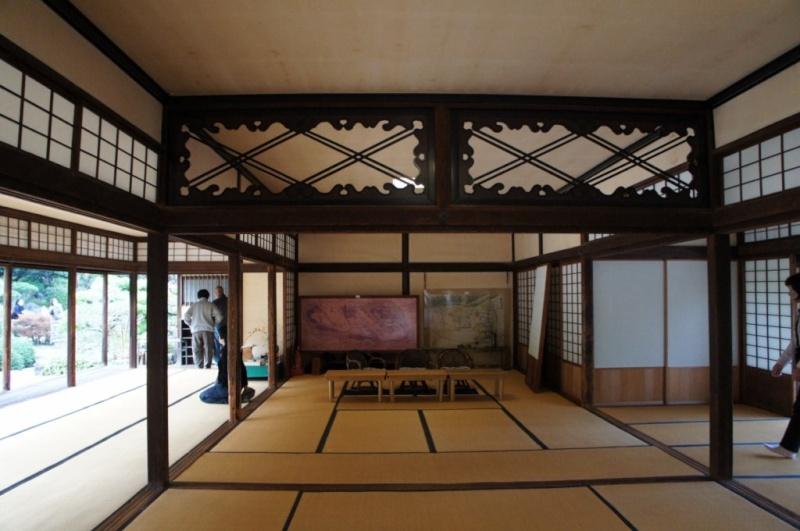 voyage au Japon 2011: parc Ritsurin  Dsc00457