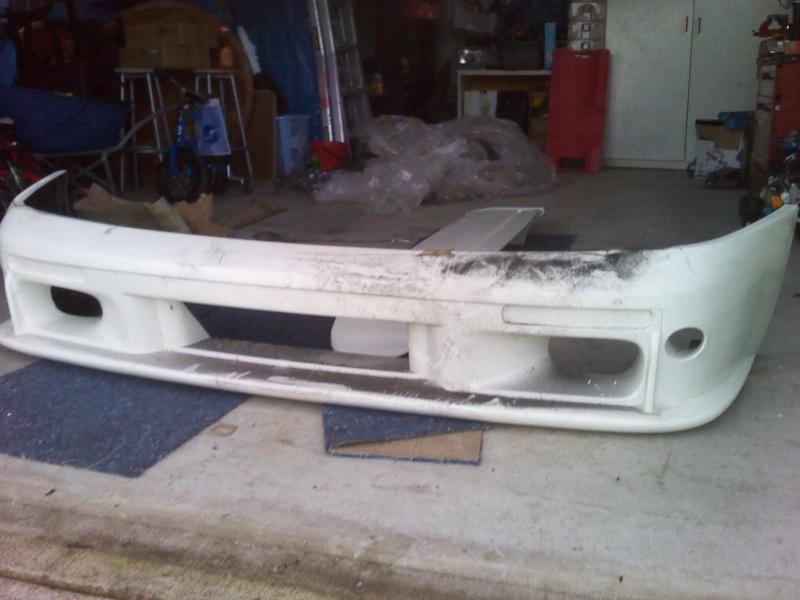 AE101 Levin bumper kits - NZ Img_2028
