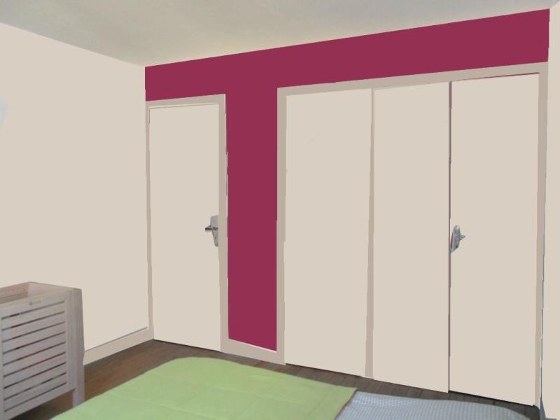 Dégagement vers chambre et garage à peindre - help CoUlEUrS ! Buro_219
