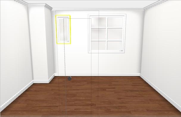 Maison à rafraîchir : La chambre de ma fille de 2 ans ? 2 murs peints, ça avance ! Page 4 Chambr14