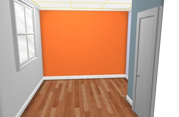 Maison en rénovation : chambre de petit garçon à peindre - avant/après page 2! - Page 2 Chambr19