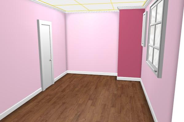 Maison à rafraîchir : La chambre de ma fille de 2 ans ? 2 murs peints, ça avance ! Page 4 Chambr20