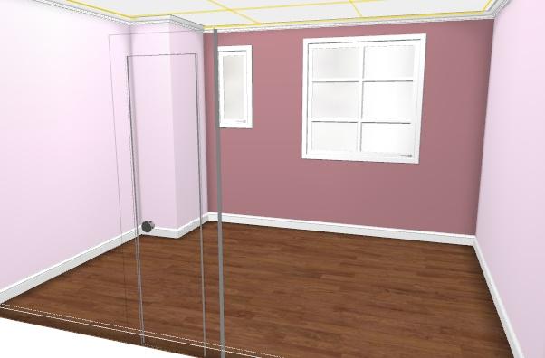 Maison à rafraîchir : La chambre de ma fille de 2 ans ? 2 murs peints, ça avance ! Page 4 - Page 4 Chambr21