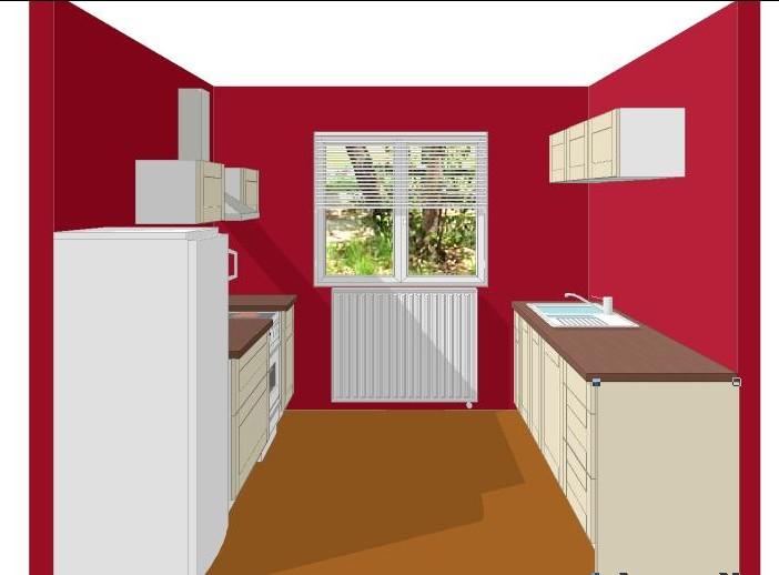 Maison en rénovation, à rafraîchir : Quelles couleurs pour notre séjour/salon/cuisine ouverte ? - Page 2 Cuisin10